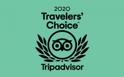 Hotel Guayrá obtiene el premio «Travellers' Choice» de Trip Advisor